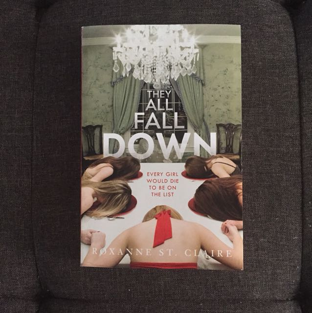 They all fall down novel