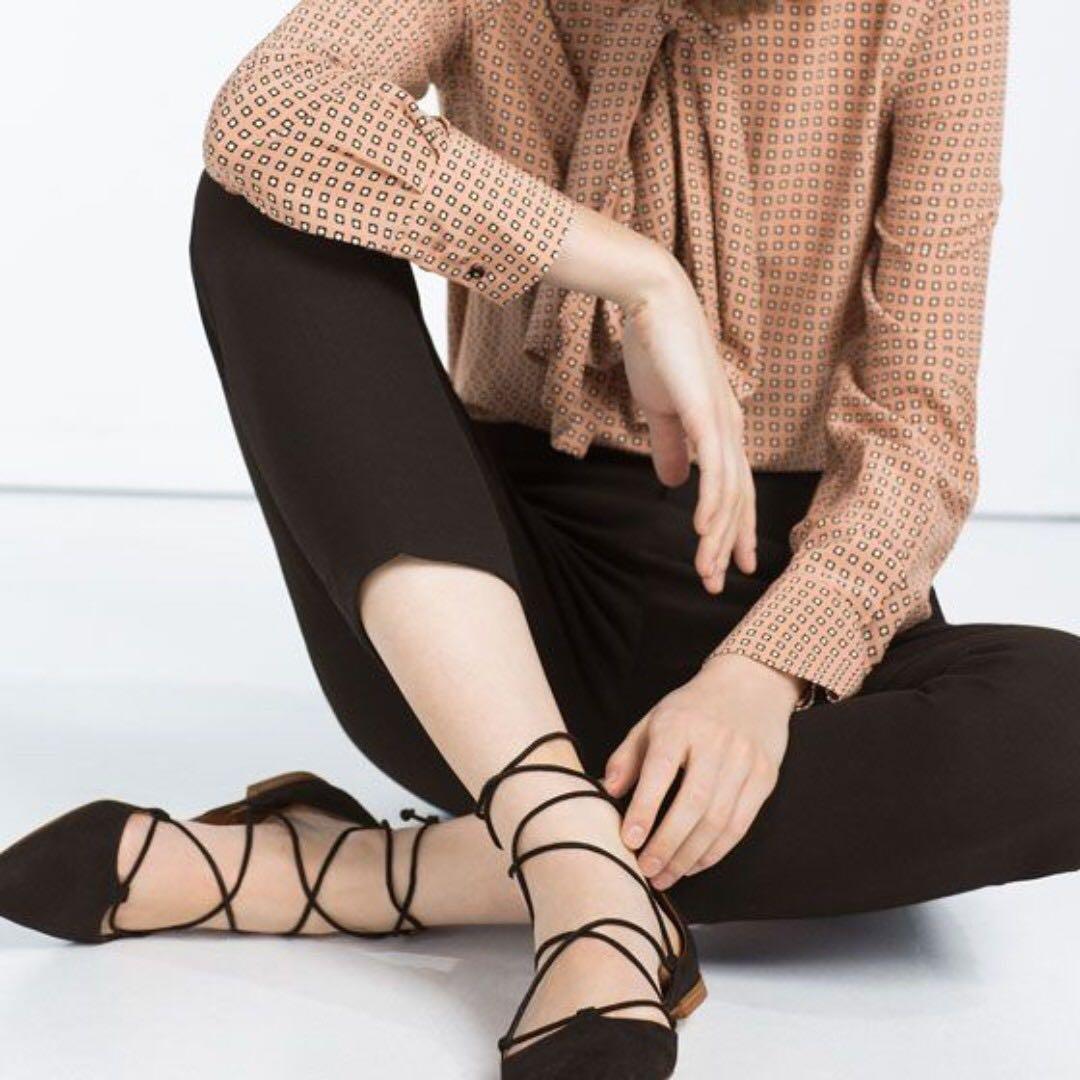 Tie Up Flats (40)