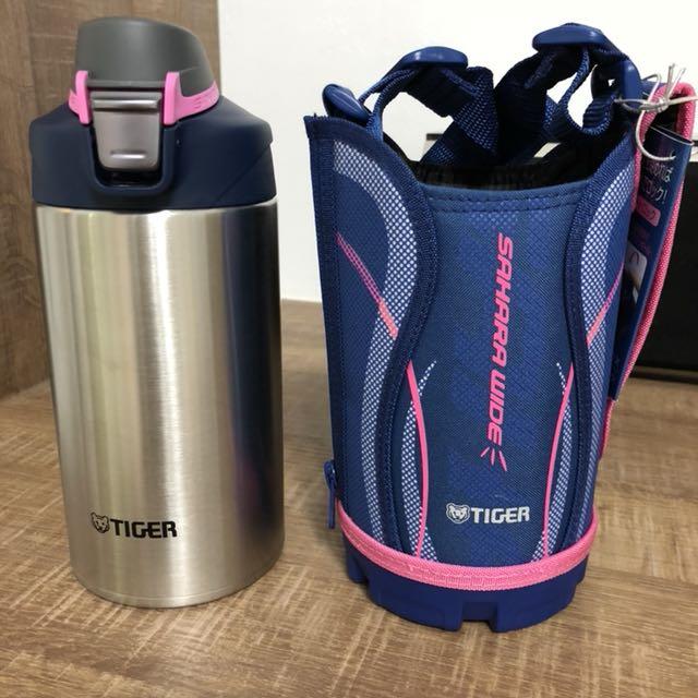全新現貨-虎牌Tiger 直飲式 運動型保冷瓶 彈蓋式 不鏽鋼保溫瓶0.8L/800ml MME-C080 手搖杯