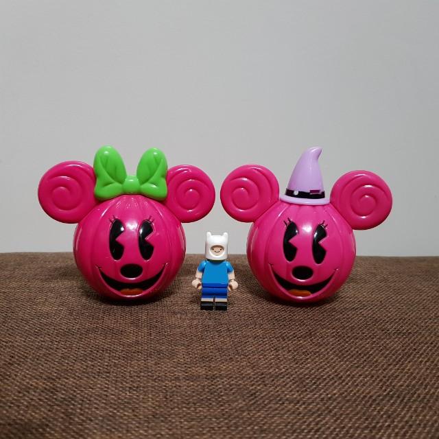 Tokyo Disney Resort Minnie Mouse Head