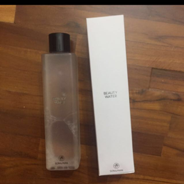 TWIN PACK RM195 Son and Park Beauty Water 340ml