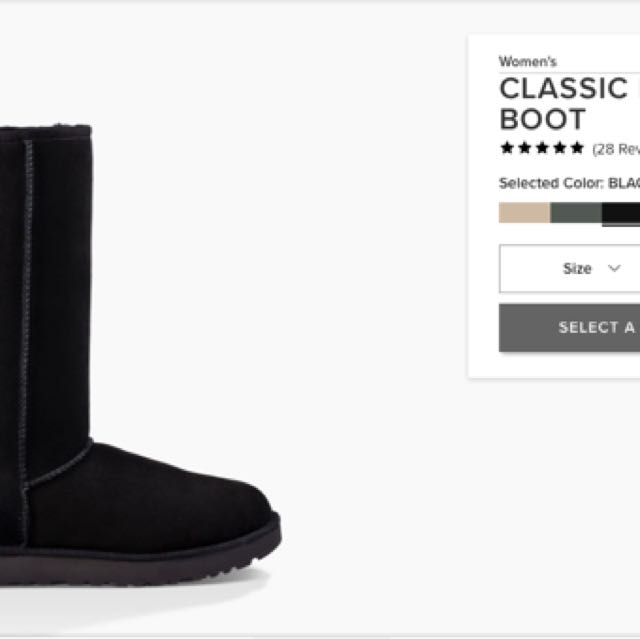 Uggs - Size 7