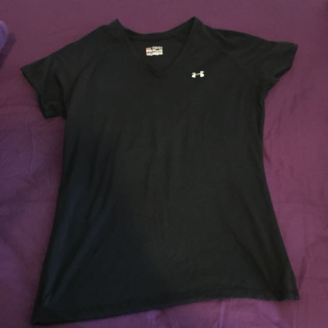 Under Armour Gym Top - Size S