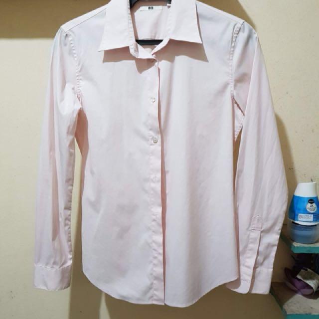 Uniqlo long sleeves small