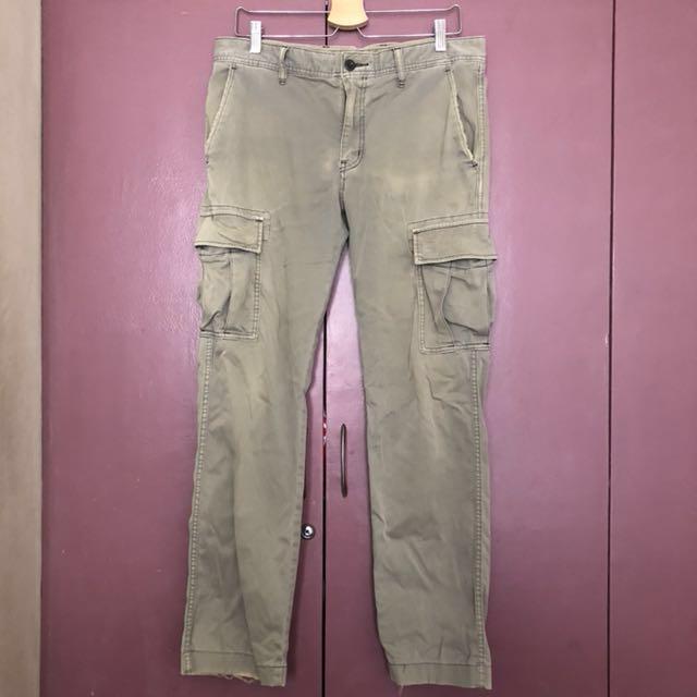 Uniqlo Men's Cargo pants