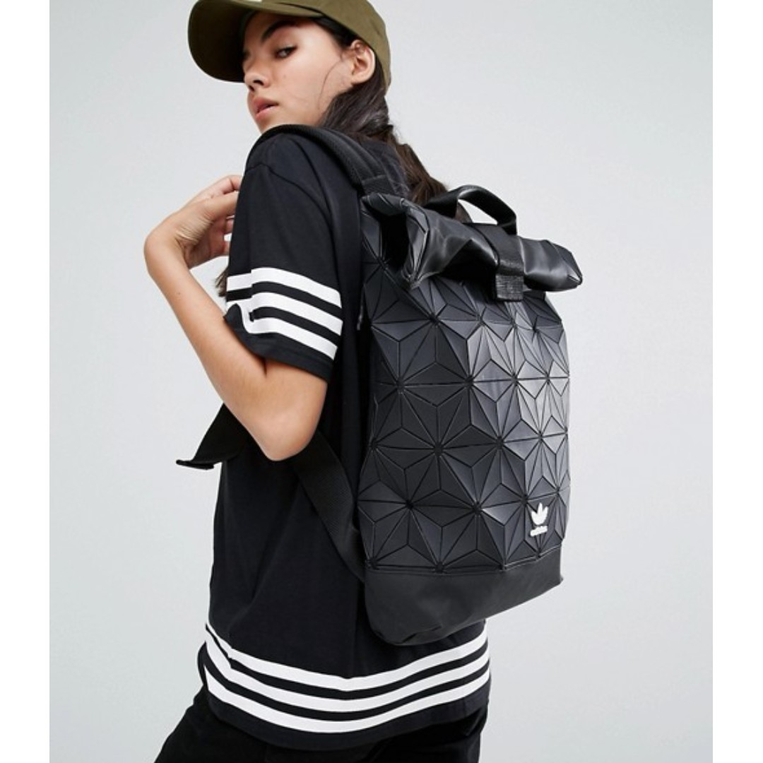 Adidas Originals 3d Mesh Backpack Roll Top Fenix Toulouse