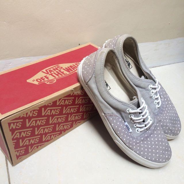 Vans Authentic Sneaker Caposotto