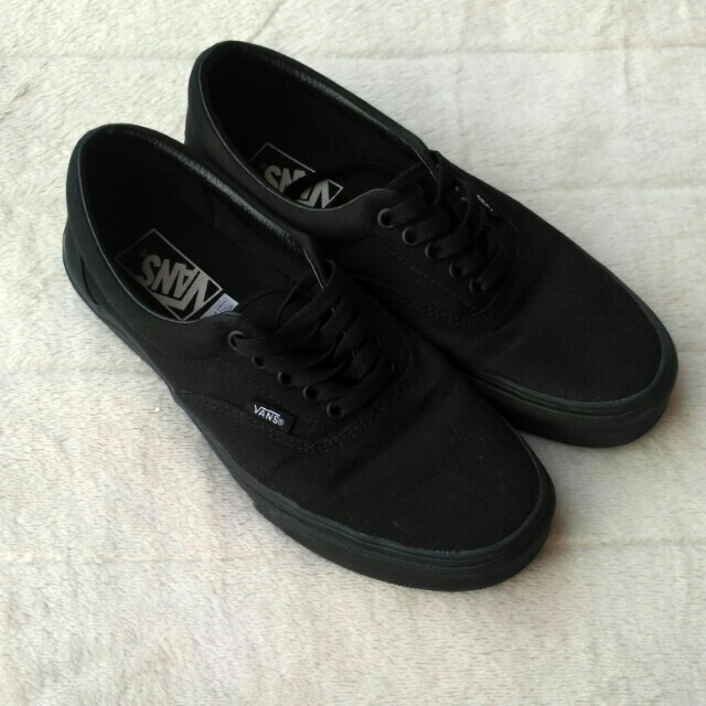 Vans Era Full Black Original
