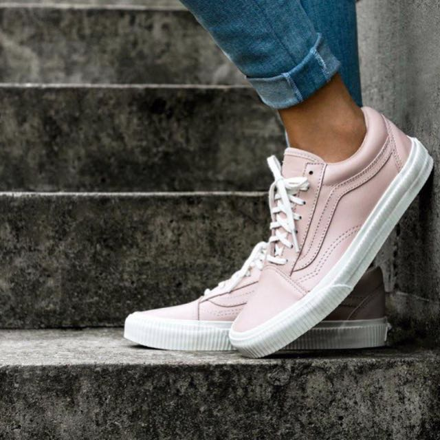 vans old skool embossed sidewall