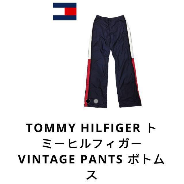vintage tommy長褲
