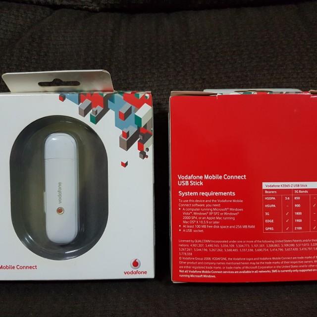 Vodafone Mobile Connect Usb Stick