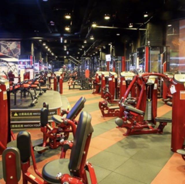 World gym會籍轉讓 會籍合約至2019/7/19 每月1188元 僅限world gym大直店使用 每日06:00-00:00 無須入會費 只需轉讓手續費300即可 私訊