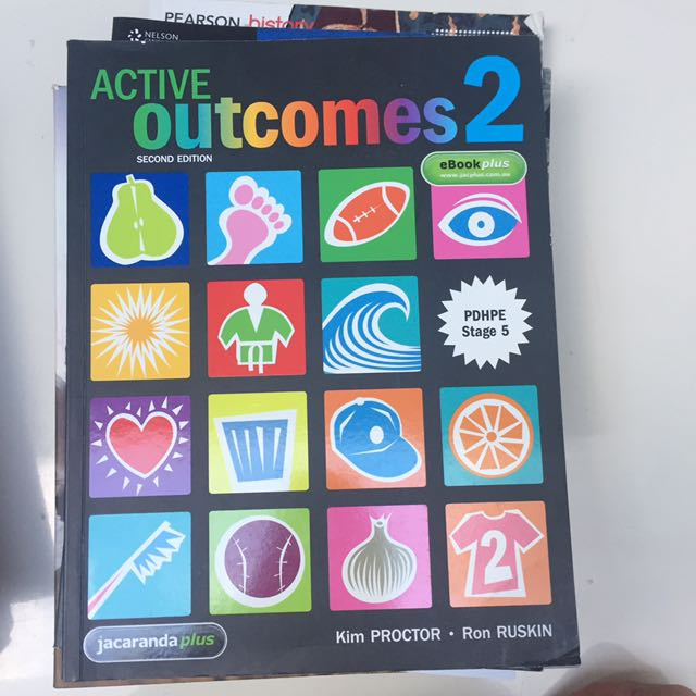 Year 9 PDHPE Textbook