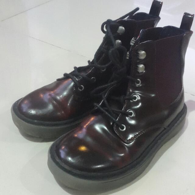 Zara Boy Boot