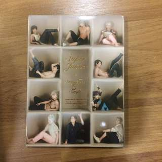 Super Junior Sexy Free & Single Album
