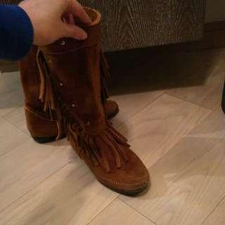 MINNETONKA Boots 36 只求賣出
