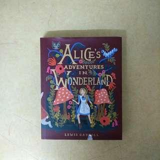 Alice 's Adventures in Wonderland (Hardcover)