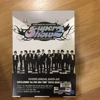 Super Junior Super Show 2 DVD