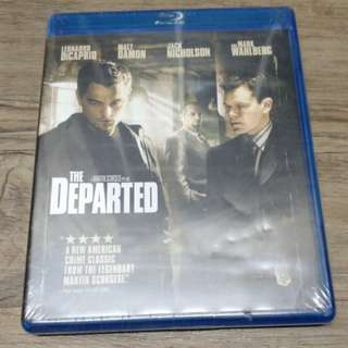 The Departed Blu-Ray (Brand New and Unopened)