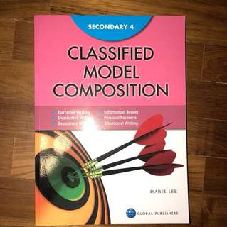 CLASSIFIED ENGLISH MODEL COMPOSITION