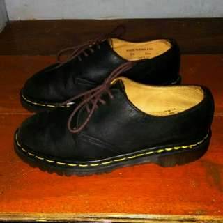 Dr. Martens army sole