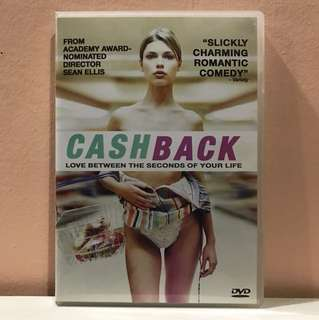 Cash Back DVD