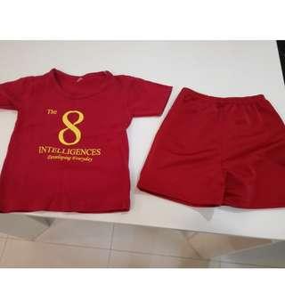 Startots uniform