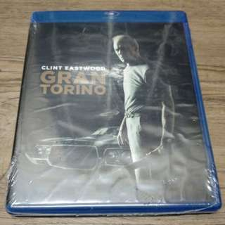 Gran Torino Blu-Ray (Brand New and Unopened)