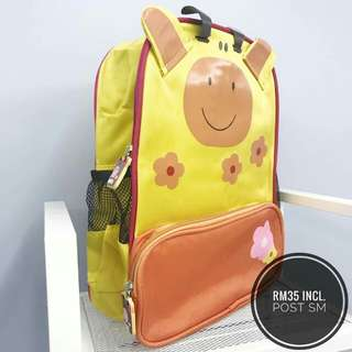 Kids Animal Backpack - 3 designs