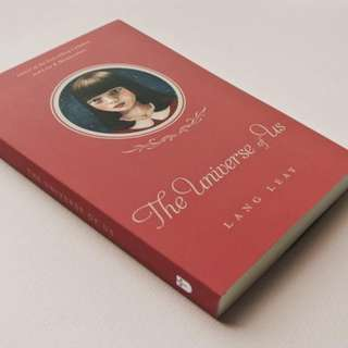 BRAND NEW THE UNIVERSE OF US by Lang Leav