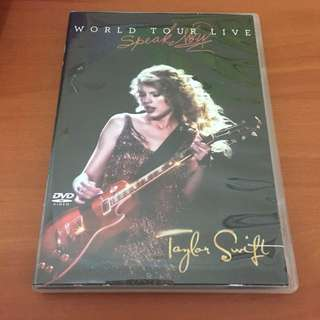Taylor Swift Speak Now World Tour LIVE