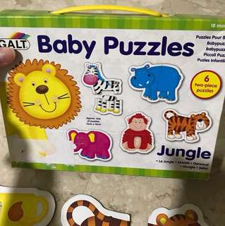 GALT Baby Puzzle / toddler puzzle