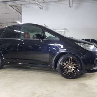 Mitsubishi Colt Plus 1.5 Auto Ralliart Turbo