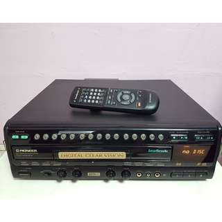 Pioneer CD/VIDEO CD/LD Player CLD-3760KV