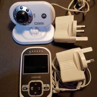 Motorola Baby Sound & Video Monitor
