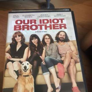 Out idiot brother dvd