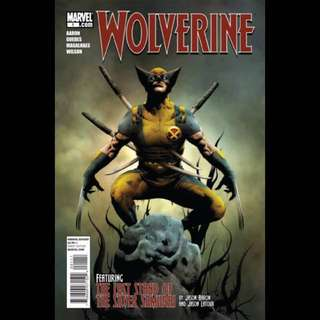 WOLVERINE #1 (2010) 1st Issue!
