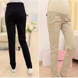 [READY STOCK] Maternity Pants / Seluar Mengandung / Pregnant Pants
