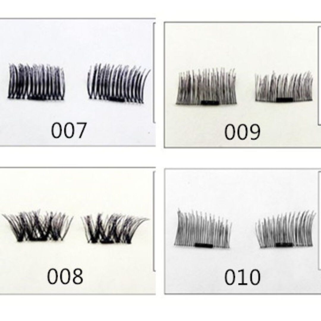 8b478b971a8 ♛0.02mm Ultra-thin/Latest PREMIUM 3D Reusable Magnetic Fake Eyelashes for  Natural Look Cruelty Free♛, Health & Beauty, Makeup on Carousell