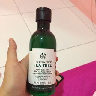 Mattifying Toner Tea Tree