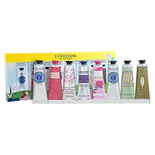 [NEW] L'occitaine Fantastic 8 Hand Creams Travel Set