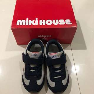 miki HOUSE x Mizuno Boy's Shoes 17cm