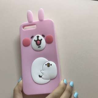 PP兔7plus/8plus手機case💕🐰