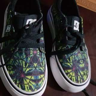 Dc shoes for kids unisex
