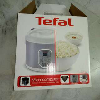 Tefal 1.8 L Rice Cooker Microcomputer Durable Thick Ceramic Pot