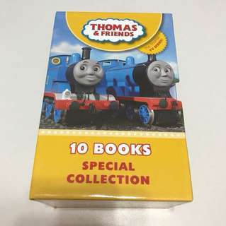 Thomas & Friends 10 books Special Edition From The Thomas TV Series