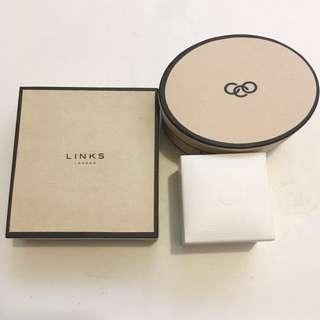 Links of London Pandora Thomas Sabo Box