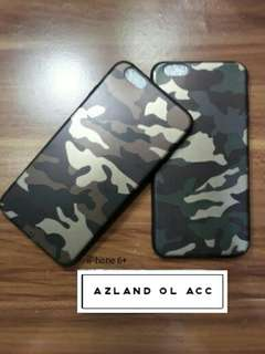 CASE IPHONE 6 PLUS (CASE ARMY)