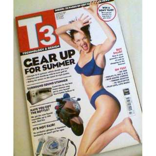 T3 Issue 35  July 1999