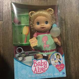 Baby Alive Beautiful Now